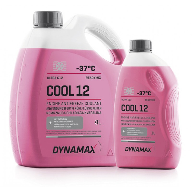 DYNAMAX COOL ULTRA G12 -37 1L