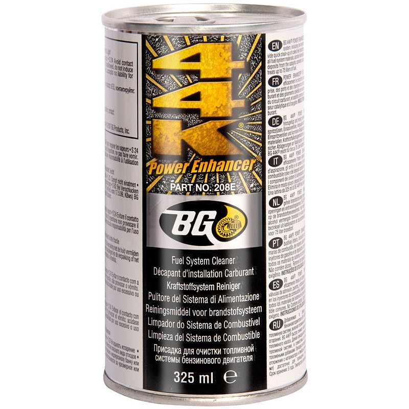 BG 208 44K 325 ml
