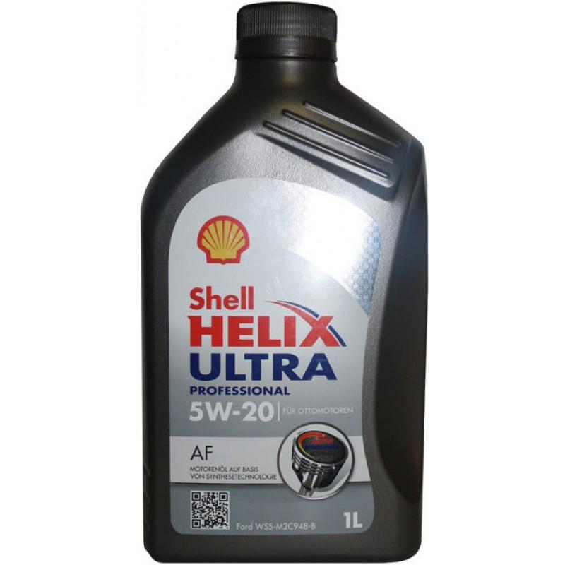 Shell Helix Ultra Professional AF 5W-20 1L