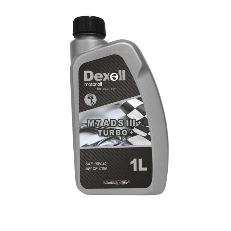 Dexoll M7ADS III+ 15W-40 TURBO+ 1l