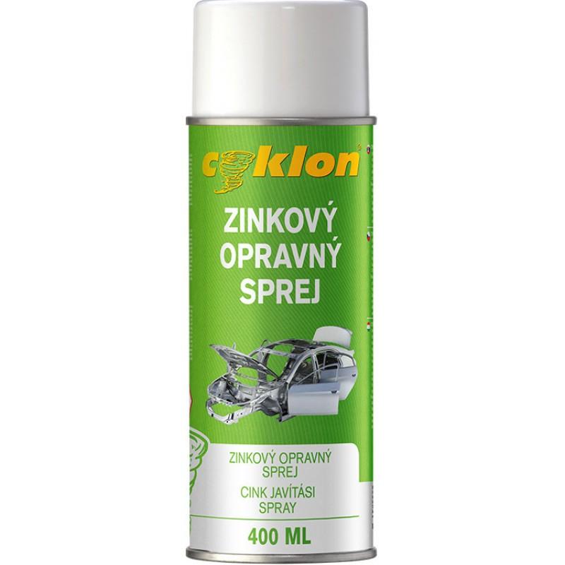 CYKLON - Zinkový sprej 400ml