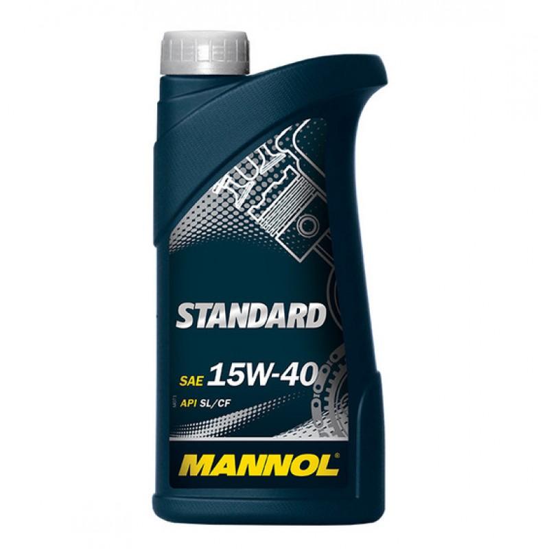 MANNOL Standard 15W-40 1L