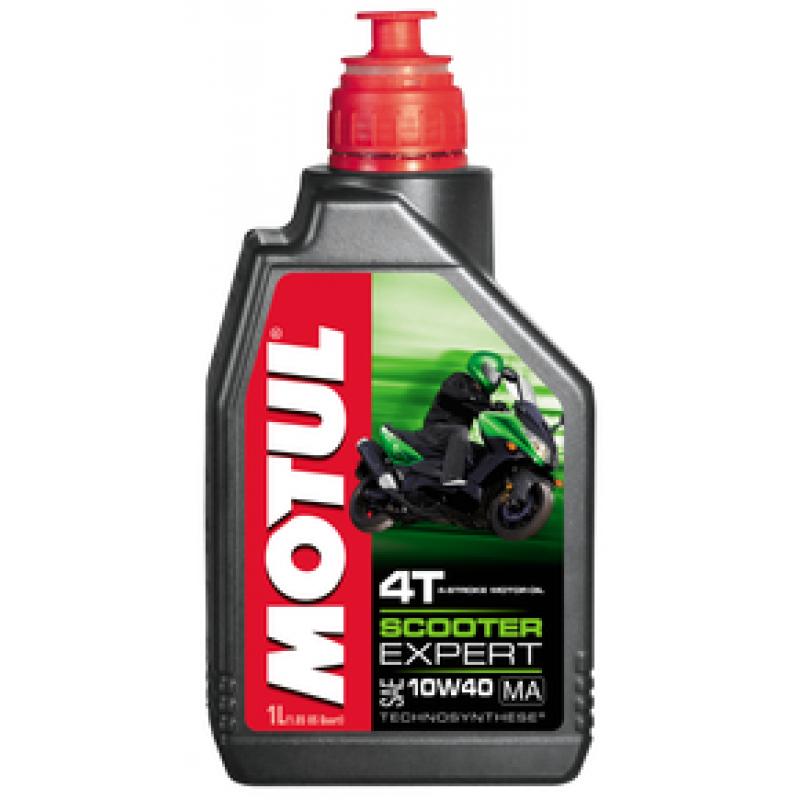MOTUL Scooter Expert 4T 10W-40 1L