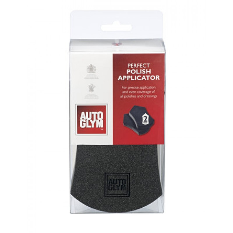 Autoglym Perfect Polishing Applicator (2 pack)