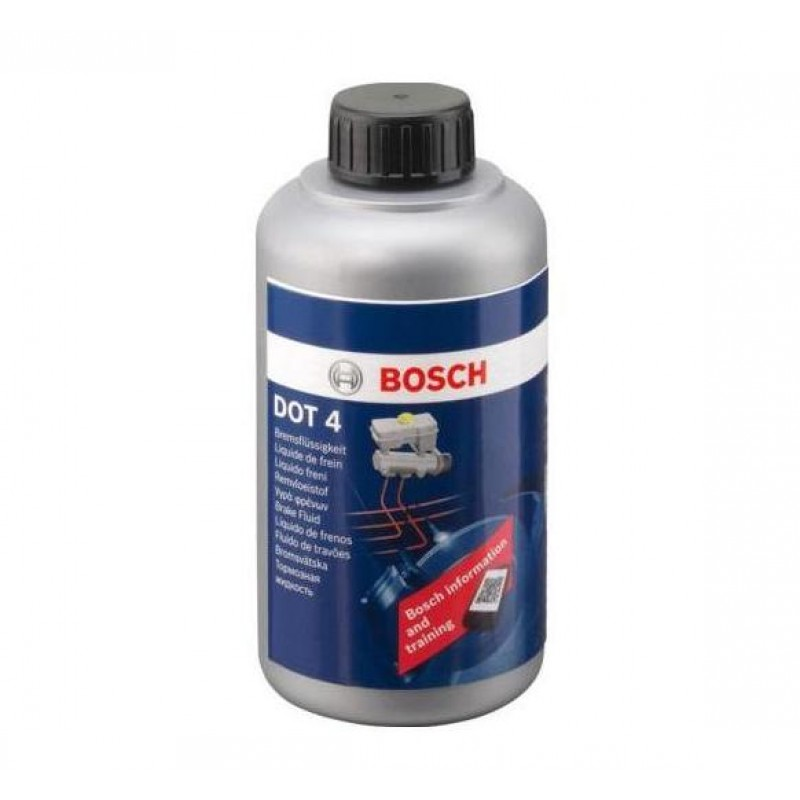 BOSCH BRAKE FLUID DOT 4 250ml