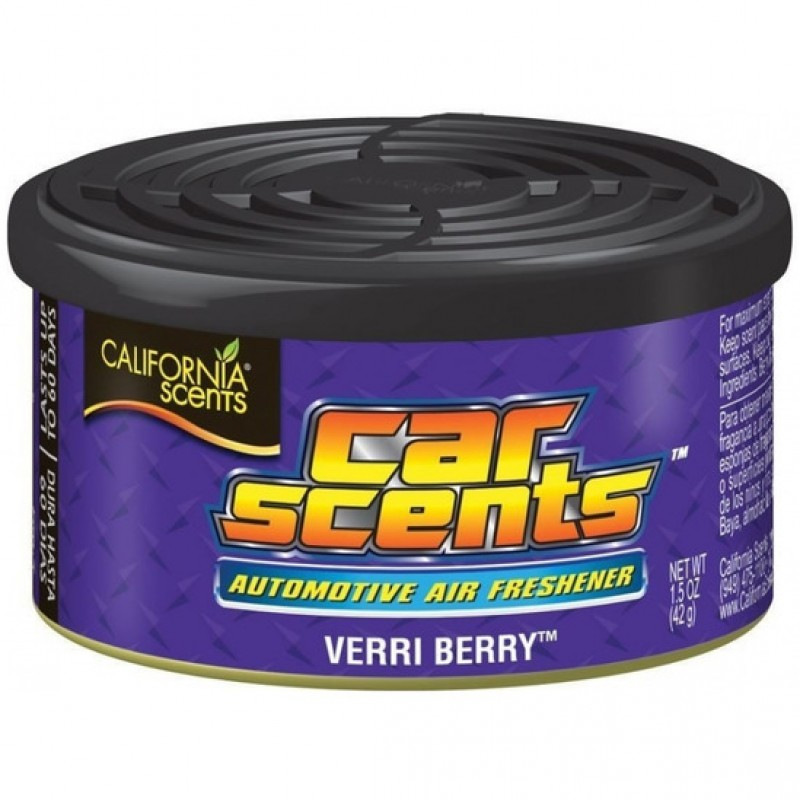 California Scents – Verri Berry