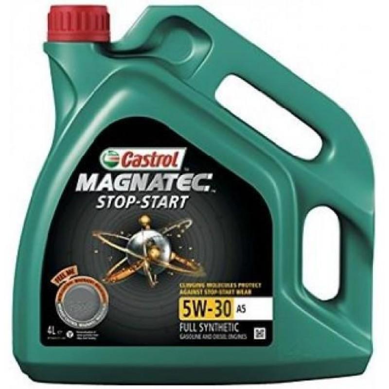 CASTROL MAGNATEC STOP-ŠTART 5W-30 A5 4L