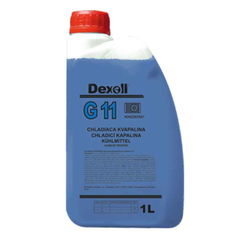 DEXOLL Antifreeze G11 1L