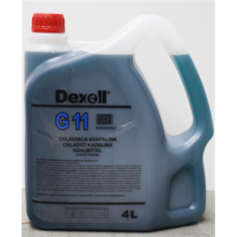 DEXOLL Antifreeze G11 4L