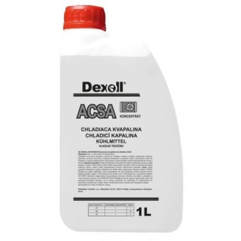DEXOLL Antifreeze ACSA  1L