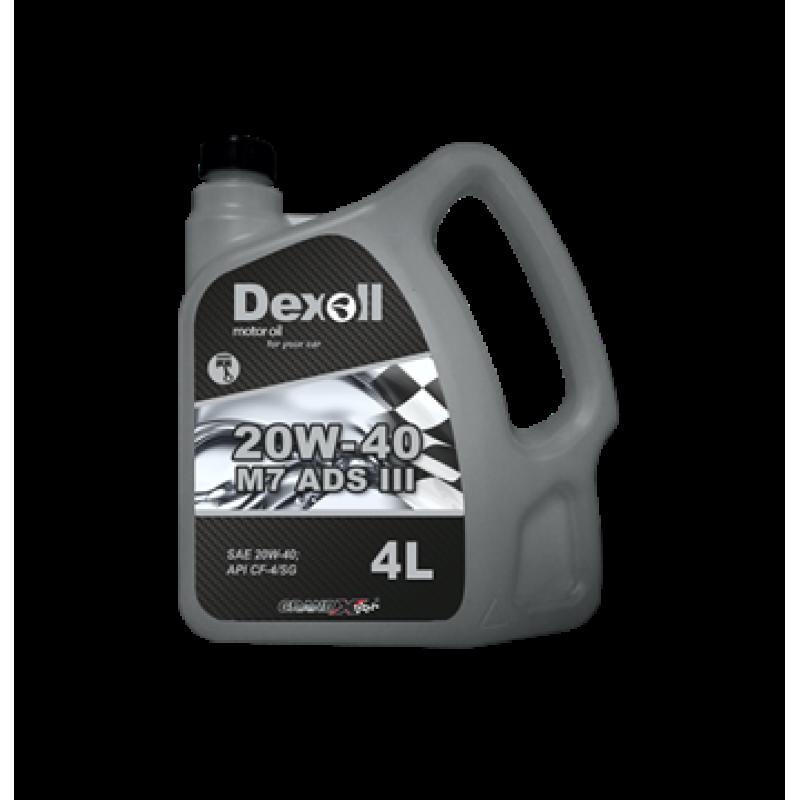 Dexoll M7 ADS III 20W-40 4L