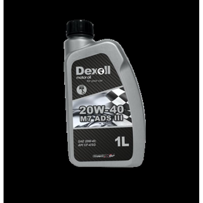 Dexoll M7 ADS III 20W-40 1L