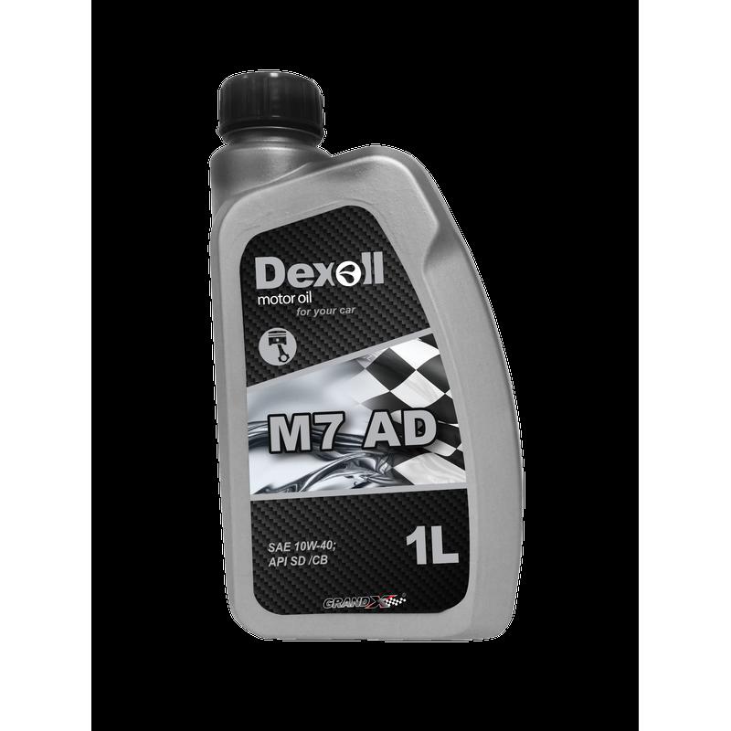 Dexoll M7AD 10W-40 1L