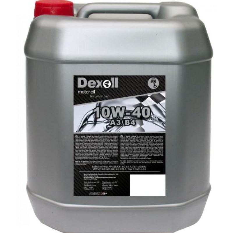 Dexoll A3/B4 10W-40 10L