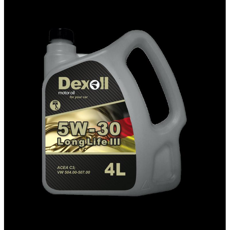 DEXOLL 5W-30 LLIII 4L