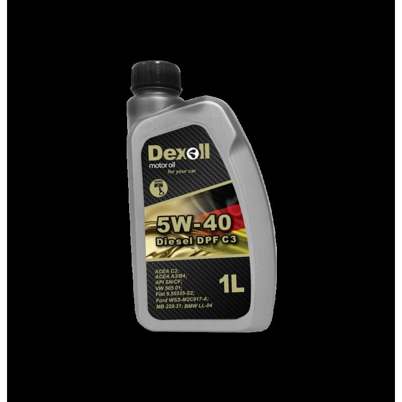 DEXOLL DIESEL 5W-40 DPF 1L