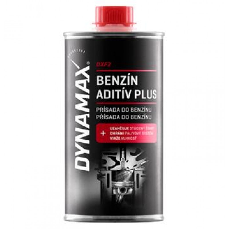 DYNAMAX benzin aditiv plus 500ml