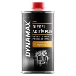 DYNAMAX diesel aditiv plus 500ml