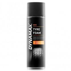 DYNAMAX penový čistič pneumatík 500ml