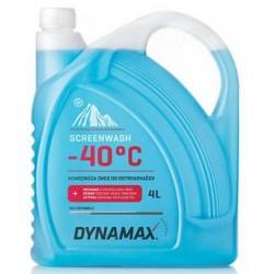 DYNAMAX Nemrznúca zmes do ostrekovačov -40°C 4L