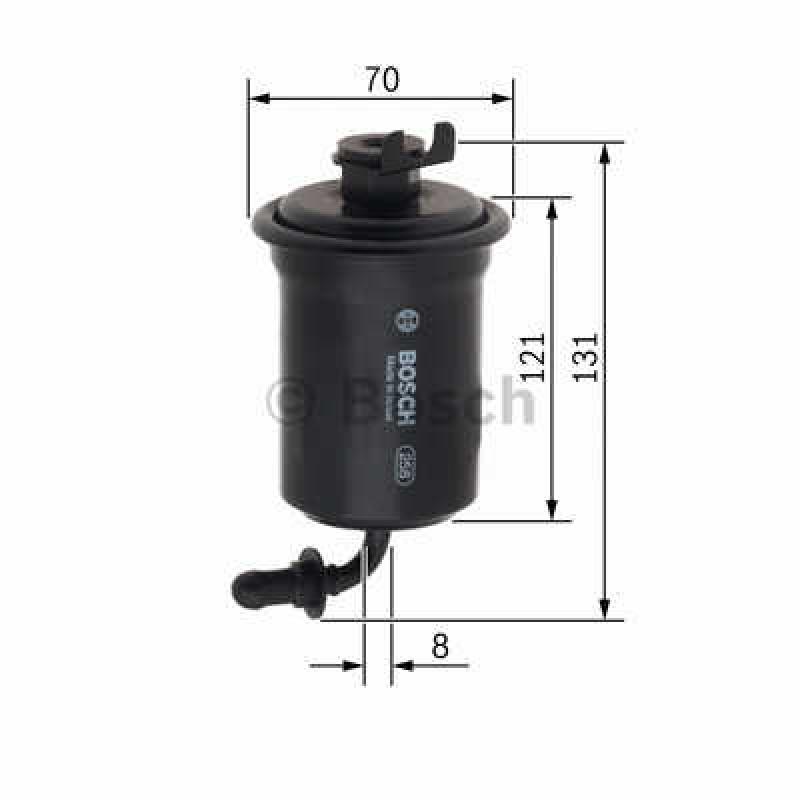 Palivový filter Bosch 0 450 905 977