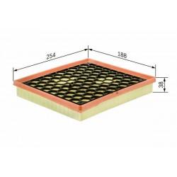 Vzduchový filter Bosch 1 457 433 338
