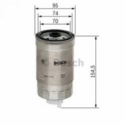 Palivový filter Bosch 1 457 434 451