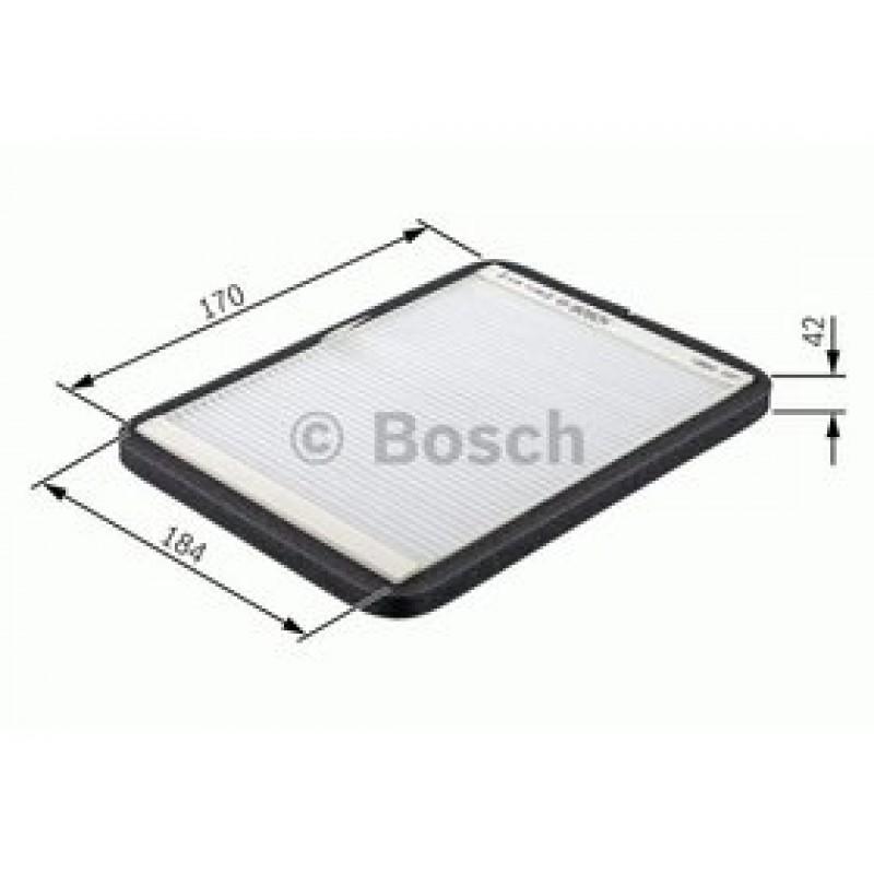 Kabinový filter Bosch 1 987 432 011