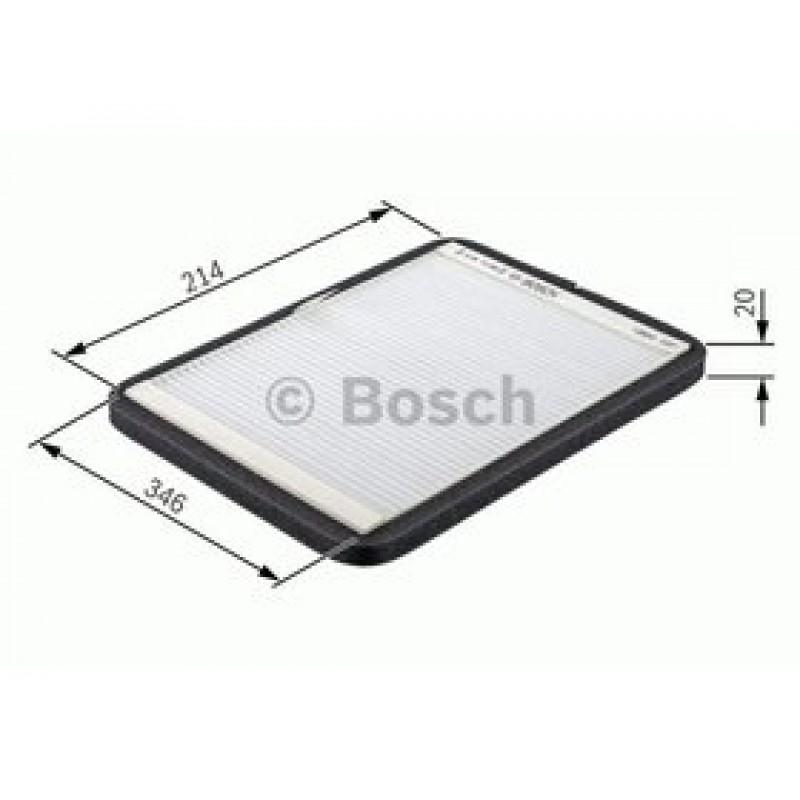 Kabinový filter Bosch 1 987 432 033