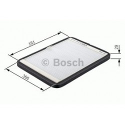 Kabinový filter Bosch 1 987 432 043