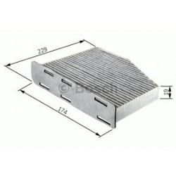 Kabinový filter Bosch 1 987 432 050