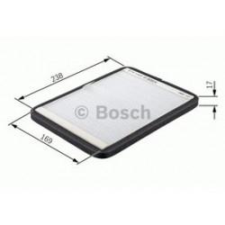 Kabinový filter Bosch 1 987 432 061