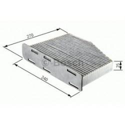Kabinový filter Bosch 1 987 432 064