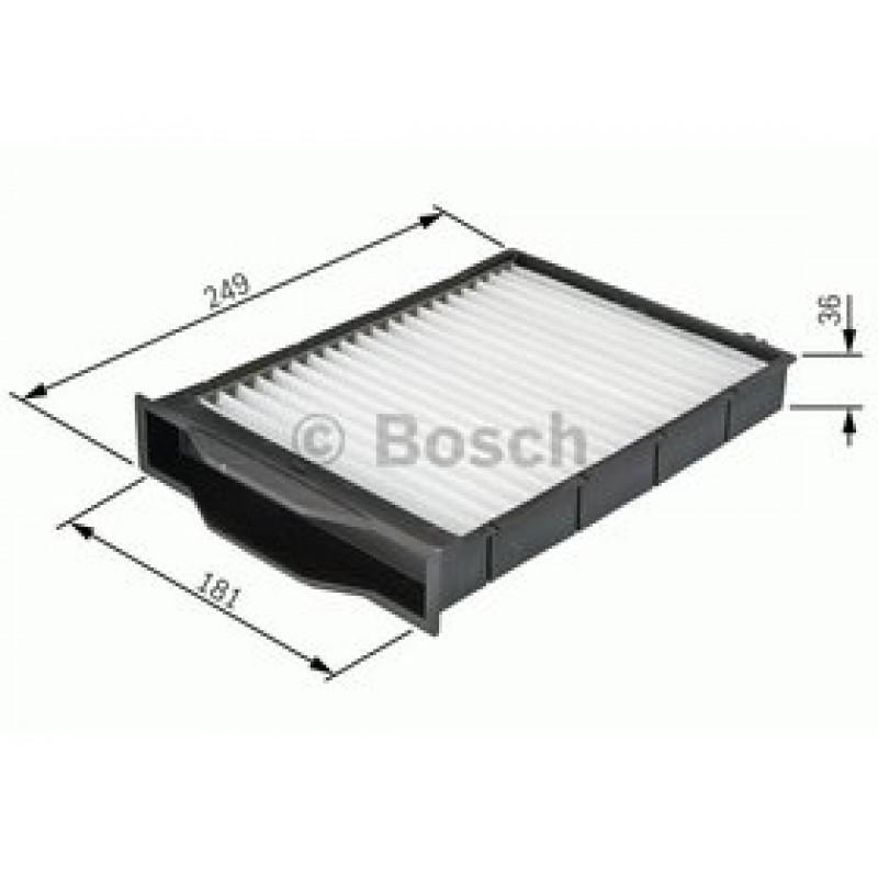 Kabinový filter Bosch 1 987 432 093
