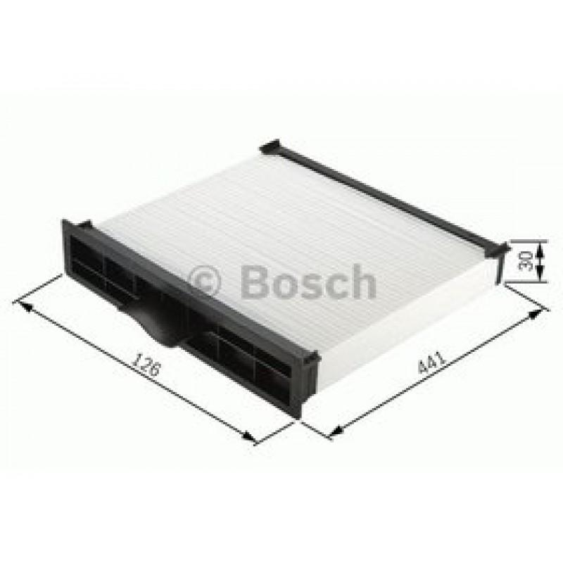 Kabinový filter Bosch 1 987 432 096