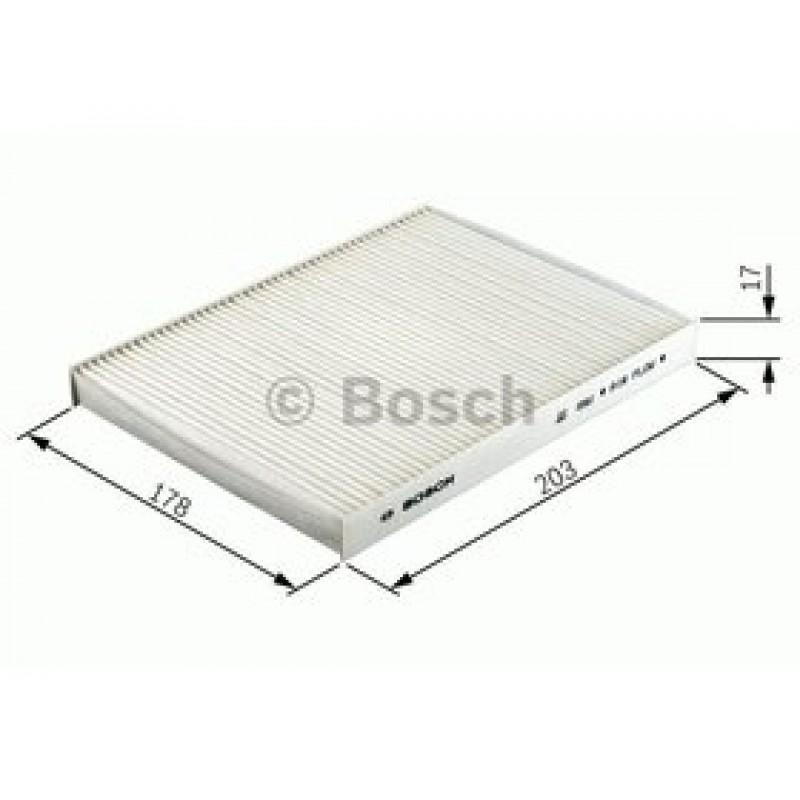 Kabinový filter Bosch 1 987 432 106