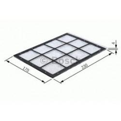 Kabinový filter Bosch 1 987 432 108