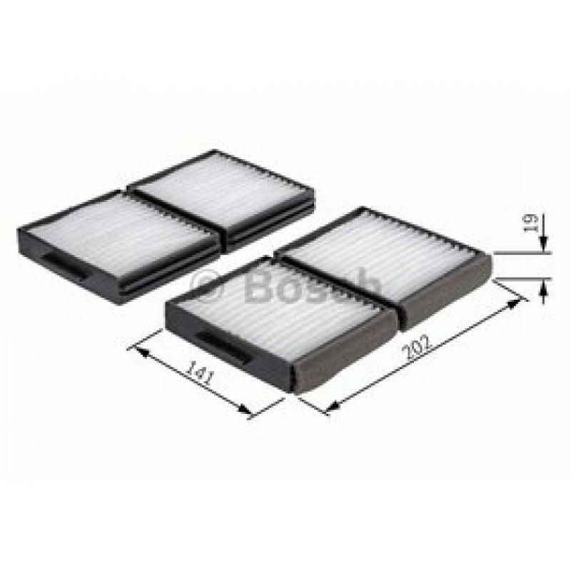 Kabinový filter Bosch 1 987 432 159