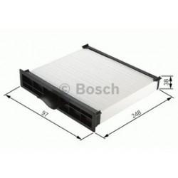 Kabinový filter Bosch 1 987 432 160