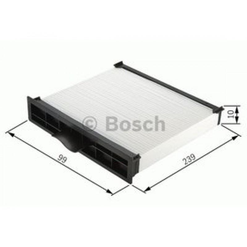 Kabinový filter Bosch 1 987 432 161