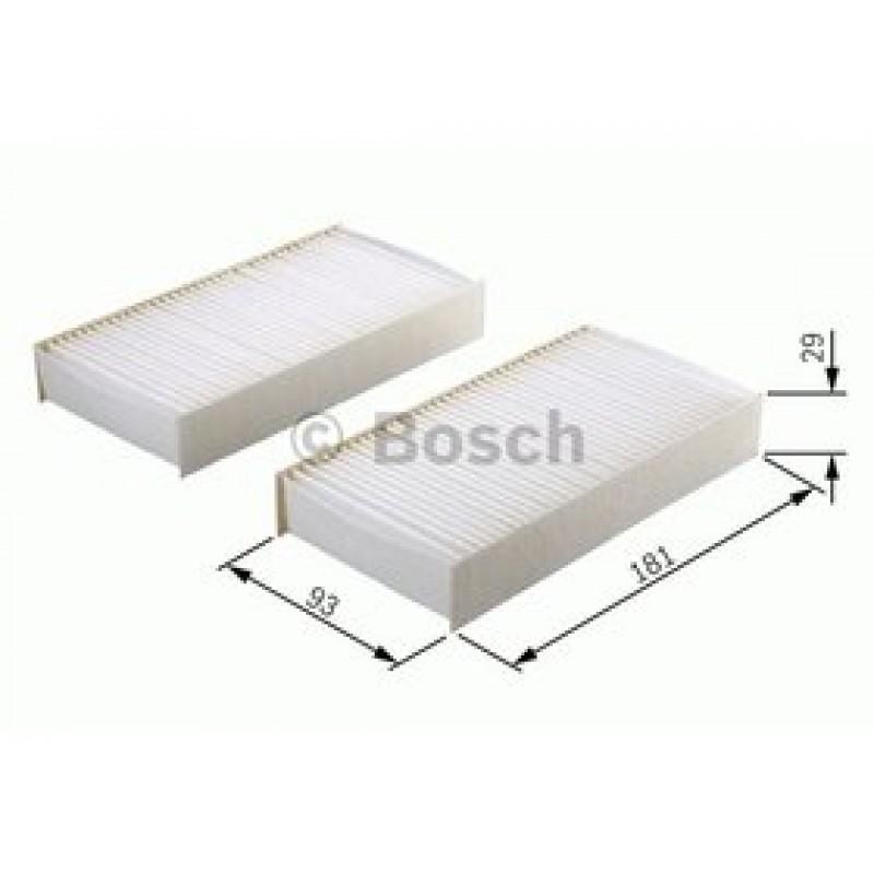 Kabinový filter Bosch 1 987 432 167