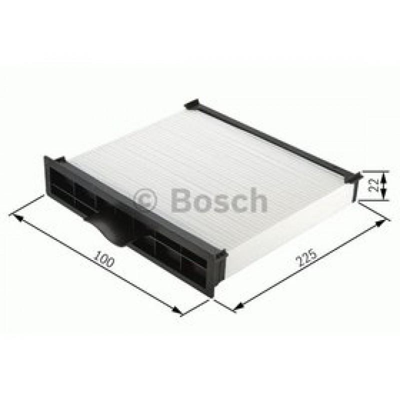 Kabinový filter Bosch 1 987 432 176
