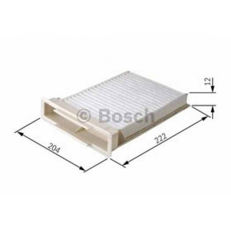 Kabinový filter Bosch 1 987 432 179