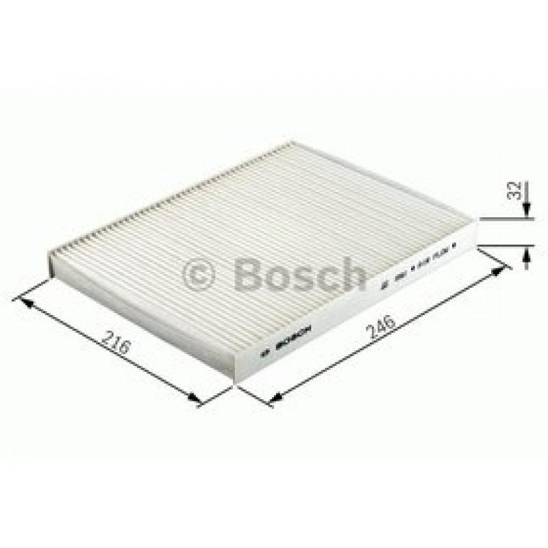 Kabinový filter Bosch 1 987 432 357