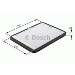 Kabinový filter Bosch 1 987 432 364