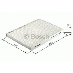 Kabinový filter Bosch 1 987 432 382