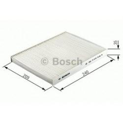 Kabinový filter Bosch 1 987 432 409