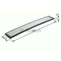 Kabinový filter Bosch 1 987 432 424