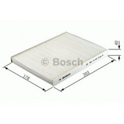 Kabinový filter Bosch 1 987 432 434