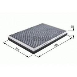 Kabinový filter Bosch 1 987 432 435